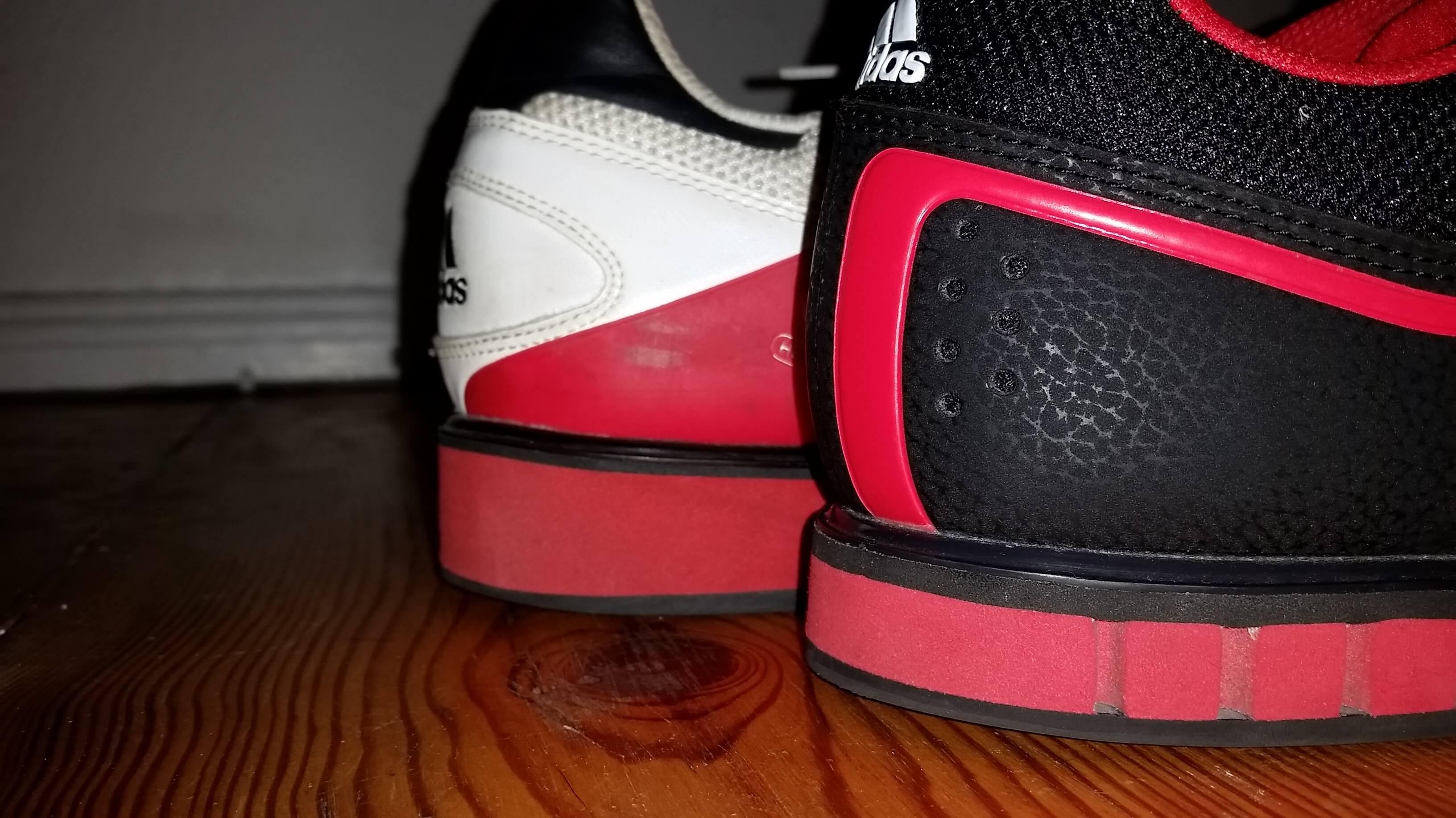 Adidas Power Perfect 2 - Gewichtheberschuh für Fortgeschrittene 6f5007501