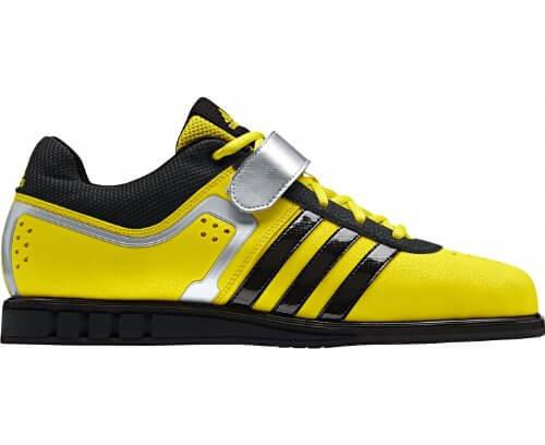 Adidas Powerlift 2 Gewichtheberschuh in gelb