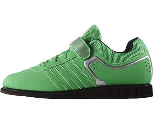 Adidas Powerlift 2 Gewichtheberschuhe grün