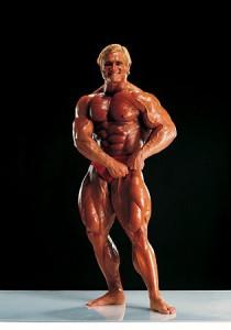 Tom Platz Bodybuilder befürwortet Gewichtheberschuhe