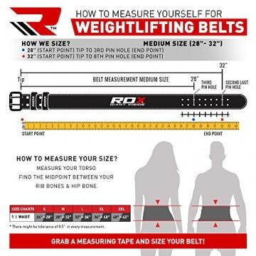 RDX Gewichthebergürtel